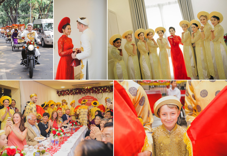 Chụp hình sự kiện cưới- lễ ăn hỏi