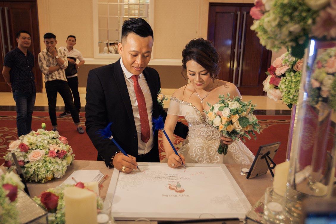Chụp hình sự kiện cưới