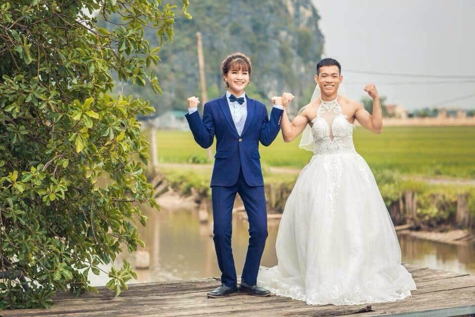 Lựa chọn ekip uy tín chụp hình cưới hiện đại