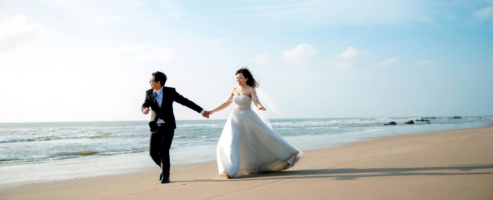 Nên tìm địa chỉ uy tín để chụp hình cưới Vũng Tàu