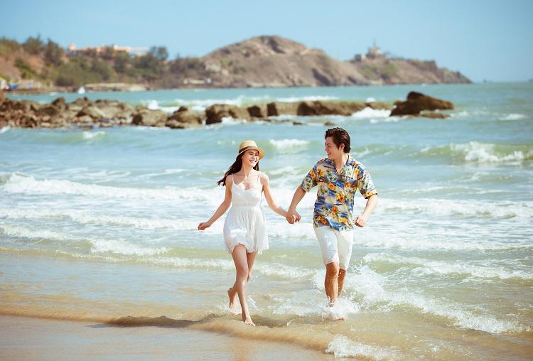 Nhiều địa điểm đẹp chụp hình cưới Vũng Tàu