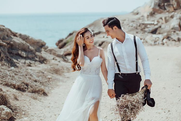 Nhiều khách hàng quan tâm chụp hình cưới Vũng Tàu