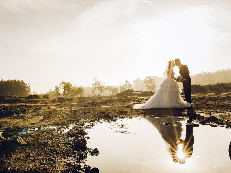 Nhiều khách hàng quan tâm chụp hình cưới Suối Mơ Đồng Nai