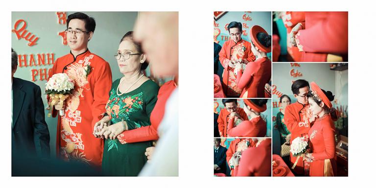 Chụp ảnh phóng sự cưới chuyên nghiệp tại Áo Cưới Quỳnh Châu