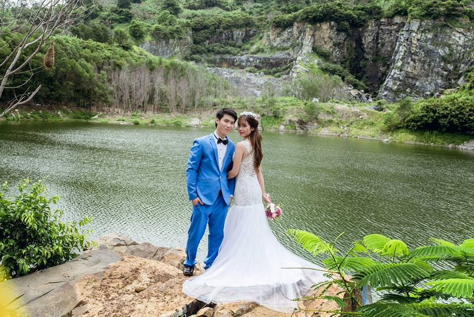 Rất nhiều địa điểm đẹp khi chụp hình cưới Tây Ninh