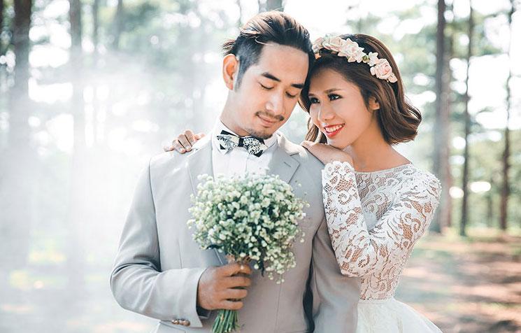 Chụp hình cưới ở đâu đẹp nhất