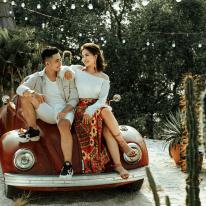Ảnh cưới phim trường Lamour (Cặp đôi Khánh + Linh)