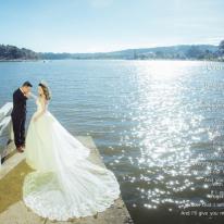 Chọn váy cưới theo sở thích của cô dâu