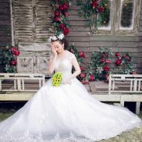 Địa chỉ cho thuê váy cưới đẹp nhất hiện nay (Giá siêu khuyến mãi)