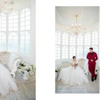Dịch vụ cho thuê váy cưới tại các phim trường lớn tại TPHCM